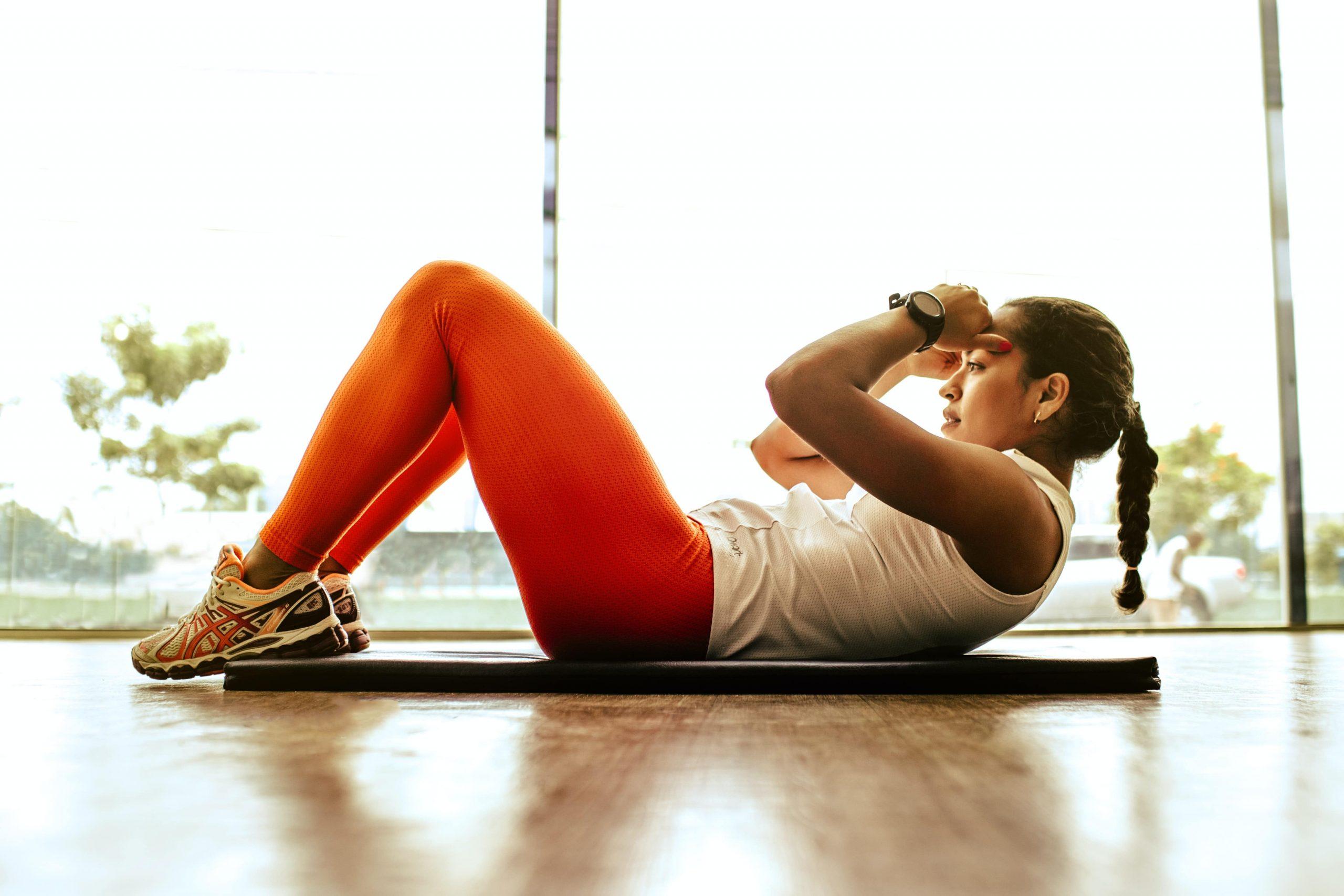 Começar a praticar exercício físico